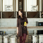 Garnet Pratt Siddall, president and CEO of Side Launch Brewing Co., has her sights set on the big league of craft brewing. Side Launch's dark lager won a gold medal at this year's Ontario Brewery Awards and its wheat beer won silver.