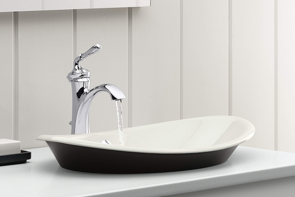 Tapping The Trends On The Bay Magazine - Latest bathroom sink trends