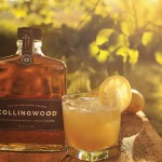 Summertime is cocktail time – perfect for a whisky sour made with Collingwood Whisky, maple-sweetened lemonade and Amaretto. Recipe on following page.