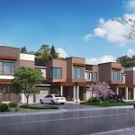 """Developer Granite Condominiums is building 64 modern townhomes in a new community close to downtown Stayner, which the developer describes as an """"up and coming"""" area."""