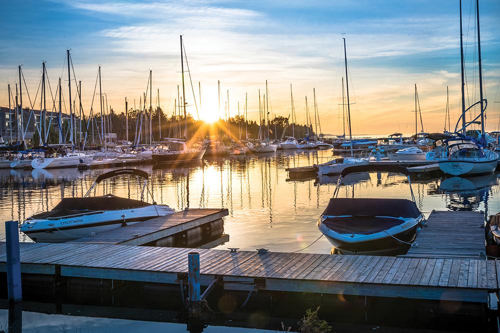 PHOTO BY RICHARD GARNER - Thornbury Waterfront