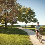 Collingwood's Sunset Point Park attracts all ages for a variety of activities.