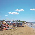 With the longest freshwater beach in the world, Wasaga has long been a popular summer destination for tourists.