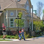 In Wasaga Beach, Stonebridge By the Bay is in Phase 6, with 13 units of three-level townhomes.