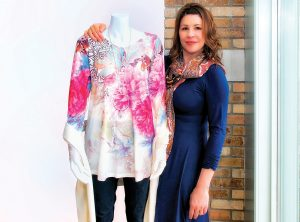 Shelly Palmer, owner of the newly relocated Style Boutique in Collingwood.