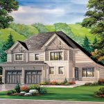 Crestview Estates Phase III includes chalet-style bungalows, bungalows with lofts and two-storey models with views of Blue Mountain.