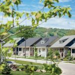 Windfall at Blue Mountain includes bungalows and bungalows with lofts as well as semi-detached and two-storey models.